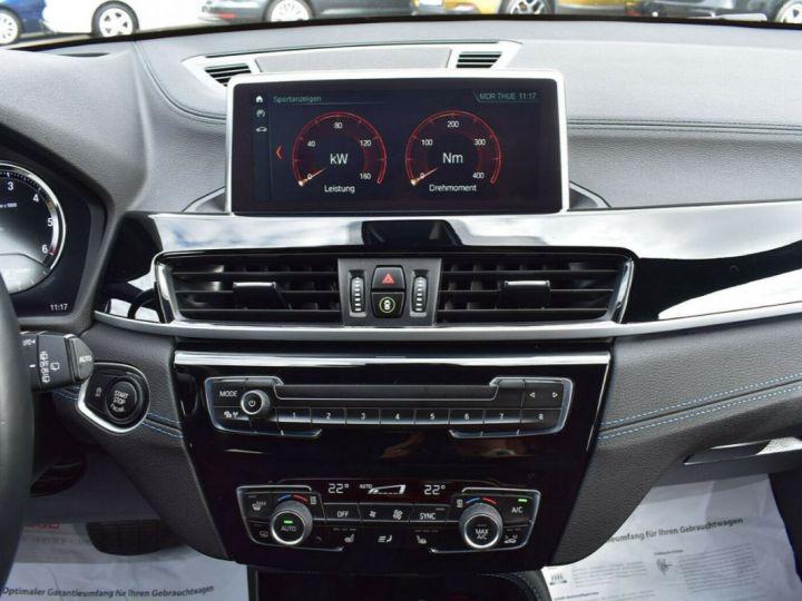 BMW X2 xDrive20d 190 Auto M Sport 01/2019 noir métal - 10
