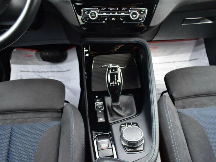 BMW X2 xDrive20d 190 Auto M Sport 01/2019 noir métal - 11