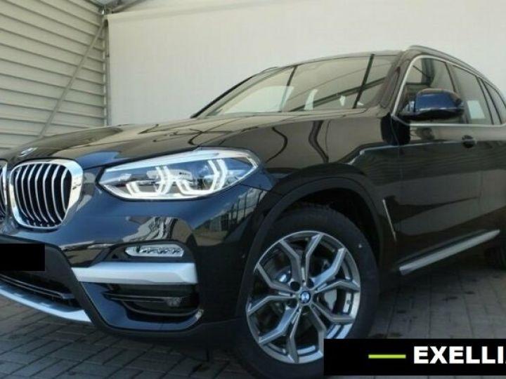 BMW X3 25d xDrive xLine NOIR PEINTURE METALISE  Occasion - 1