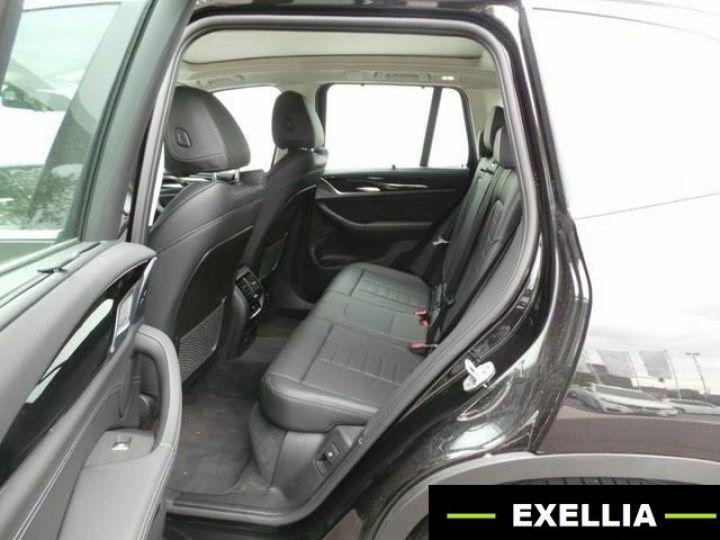 BMW X3 30 XDRIVE DA 265 X LINE  NOIR Occasion - 9