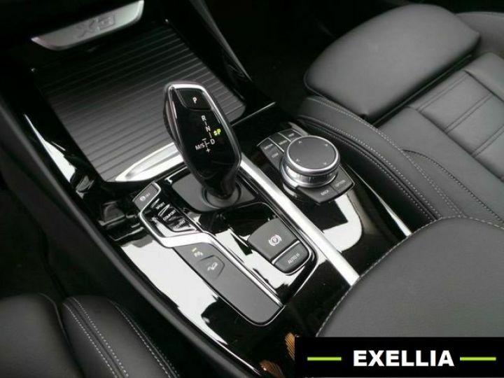 BMW X3 30 XDRIVE DA 265 X LINE  NOIR Occasion - 10