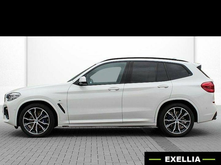 BMW X3 30 XDRIVE DA SPORTPACKET BLANC  Occasion - 1