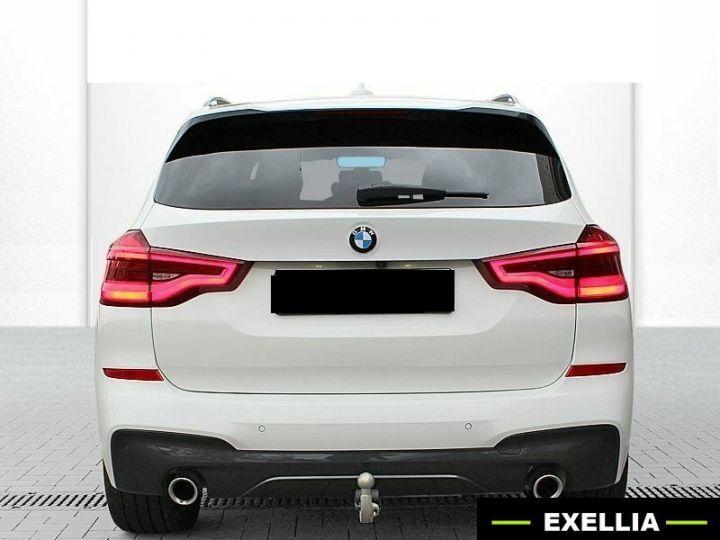 BMW X3 30 XDRIVE DA SPORTPACKET BLANC  Occasion - 5