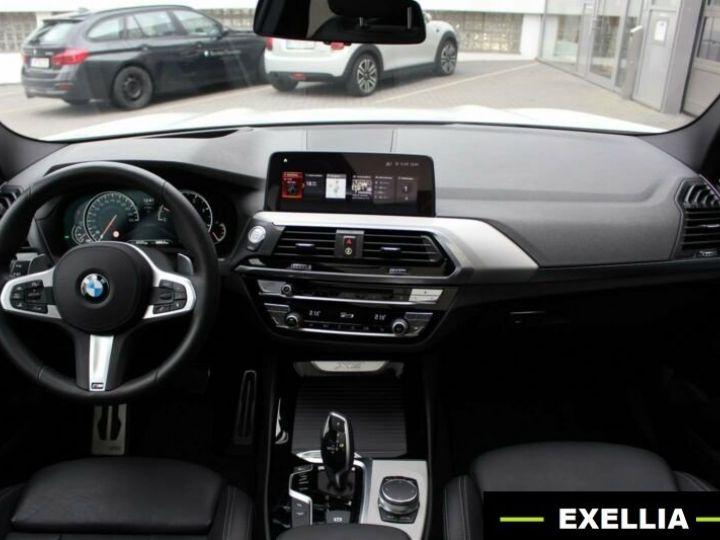 BMW X3 30 XDRIVE DA SPORTPACKET BLANC  Occasion - 9