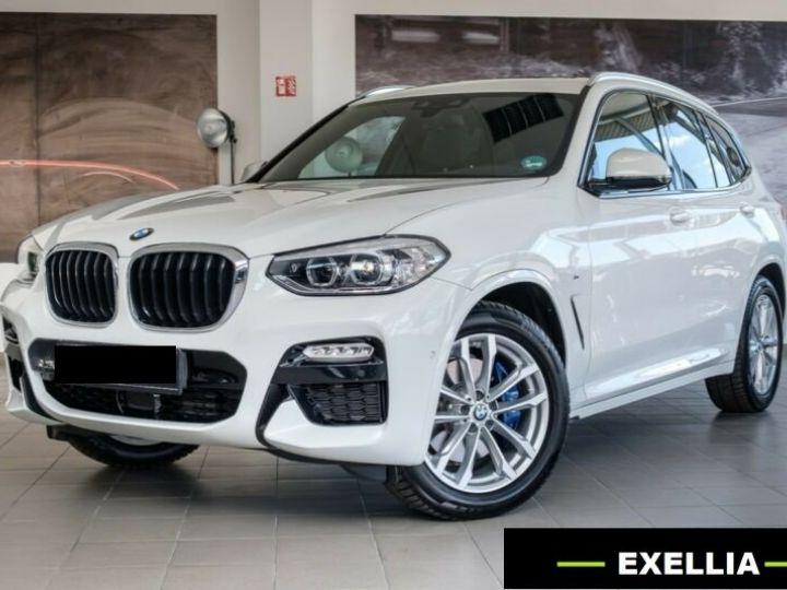 BMW X3 30D XDRIVE PACK M  BLANC Occasion - 1