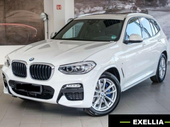 BMW X3 30D XDRIVE PACK M  BLANC Occasion - 2