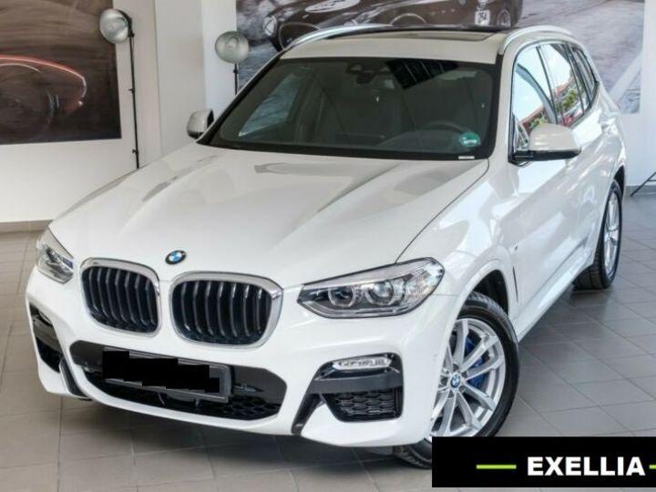 BMW X3 30D XDRIVE PACK M  BLANC Occasion - 3