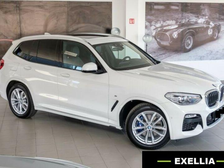 BMW X3 30D XDRIVE PACK M  BLANC Occasion - 4