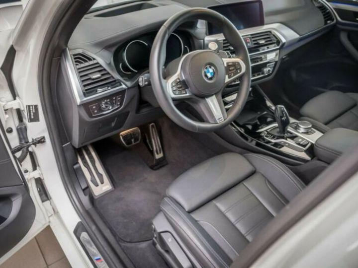BMW X3 30D XDRIVE PACK M  BLANC Occasion - 10