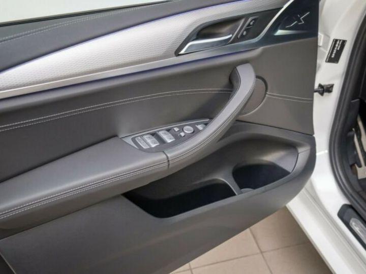 BMW X3 30D XDRIVE PACK M  BLANC Occasion - 11