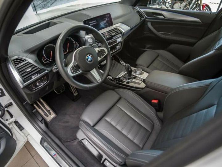BMW X3 30D XDRIVE PACK M  BLANC Occasion - 13