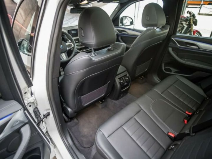 BMW X3 30D XDRIVE PACK M  BLANC Occasion - 15