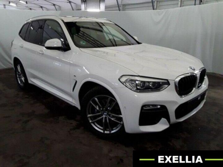 BMW X3 30D XDRIVE PACK M noir Occasion - 1