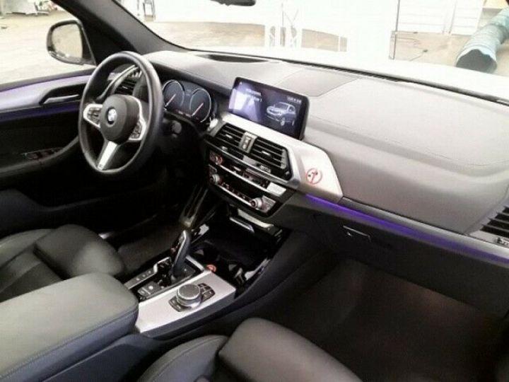 BMW X3 30D XDRIVE PACK M noir Occasion - 2
