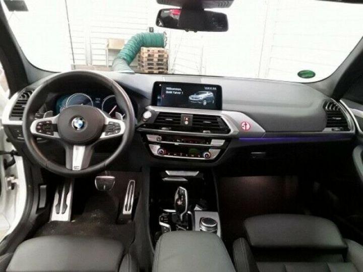 BMW X3 30D XDRIVE PACK M noir Occasion - 5