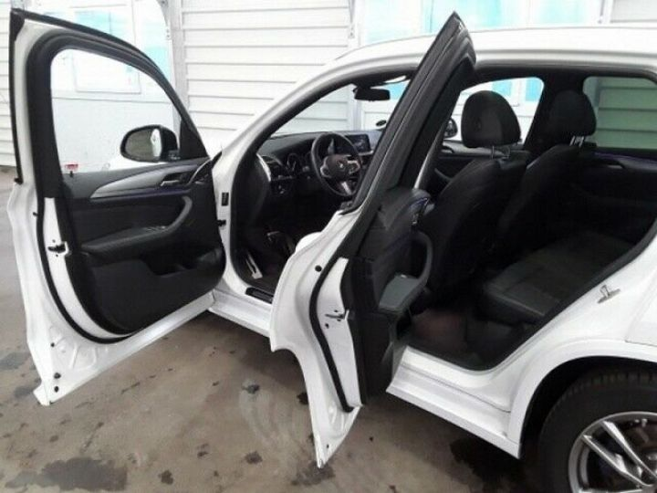 BMW X3 30D XDRIVE PACK M noir Occasion - 6