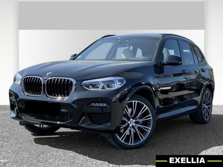 BMW X3 30e xDrive M Sport NOIR PEINTURE METALISE  Occasion - 1