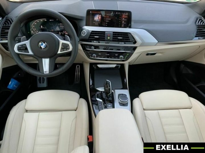 BMW X3 30e xDrive M Sport NOIR PEINTURE METALISE  Occasion - 7
