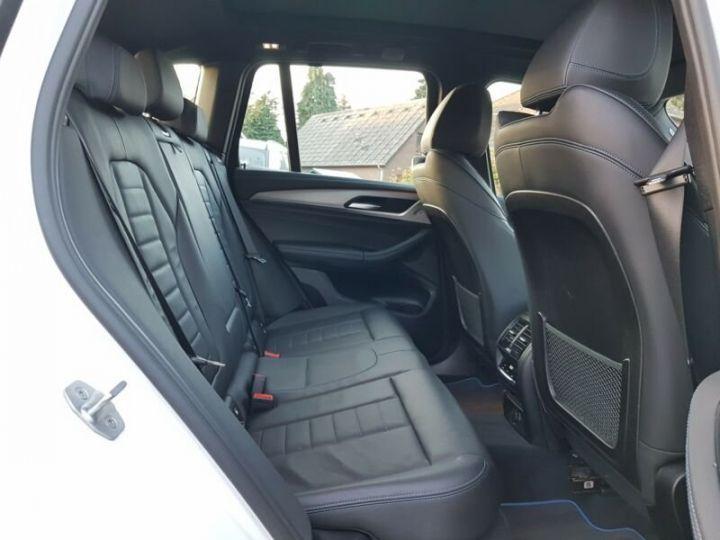 BMW X3 BMW X3 xDrive 20d M Sport blanc - 13