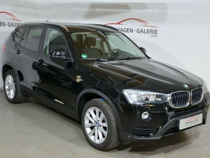 BMW X3 BMW X3 xDrive20d 190ch/Gps/1main/Garantie 12 Mois/ noir - 1