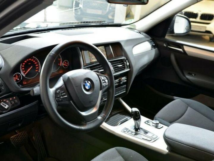 BMW X3 BMW X3 xDrive20d 190ch/Gps/1main/Garantie 12 Mois/ noir - 2