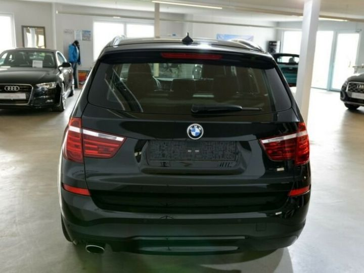 BMW X3 BMW X3 xDrive20d 190ch/Gps/1main/Garantie 12 Mois/ noir - 3