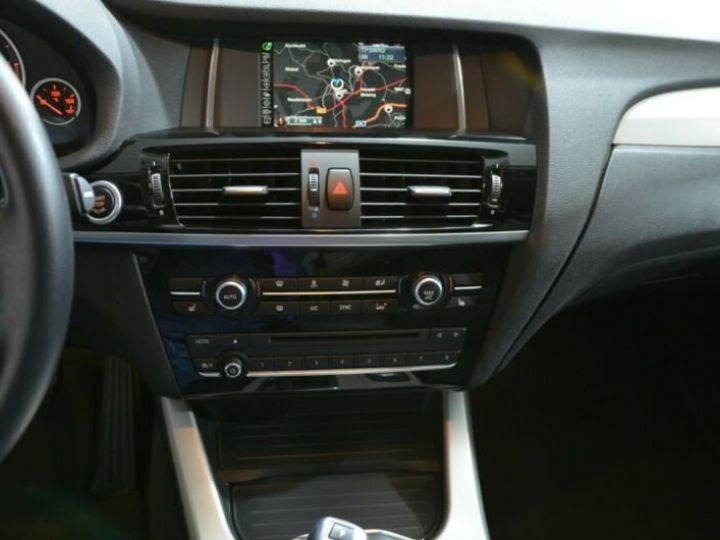 BMW X3 BMW X3 xDrive20d 190ch/Gps/1main/Garantie 12 Mois/ noir - 7