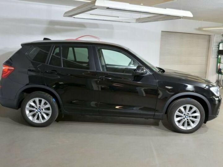 BMW X3 BMW X3 xDrive20d 190ch/Gps/1main/Garantie 12 Mois/ noir - 9