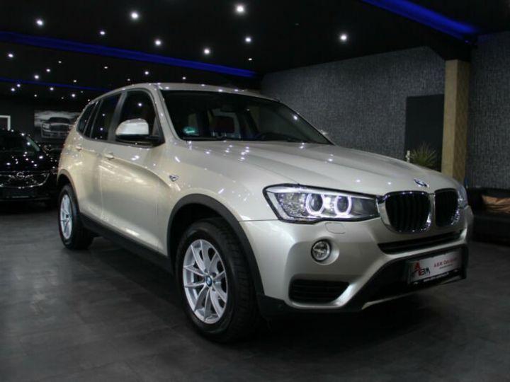 BMW X3 BMW X3 xDrive20d 190CV/Automatique/Garantie12 Mois  Gris  - 1