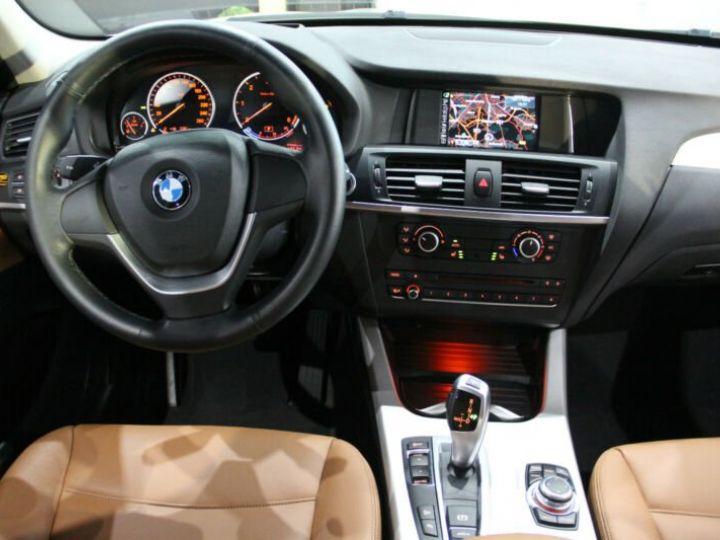 BMW X3 BMW X3 xDrive20d 190CV/Automatique/Garantie12 Mois  Gris  - 2