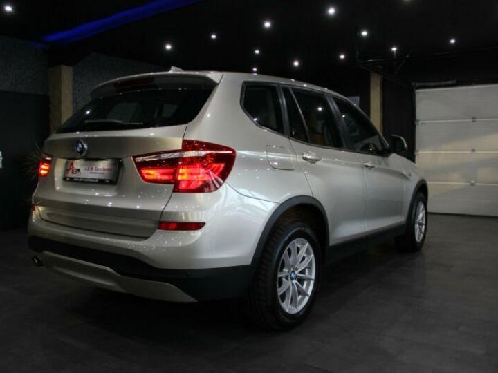 BMW X3 BMW X3 xDrive20d 190CV/Automatique/Garantie12 Mois  Gris  - 3