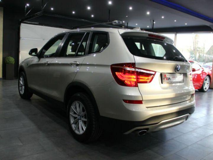 BMW X3 BMW X3 xDrive20d 190CV/Automatique/Garantie12 Mois  Gris  - 4