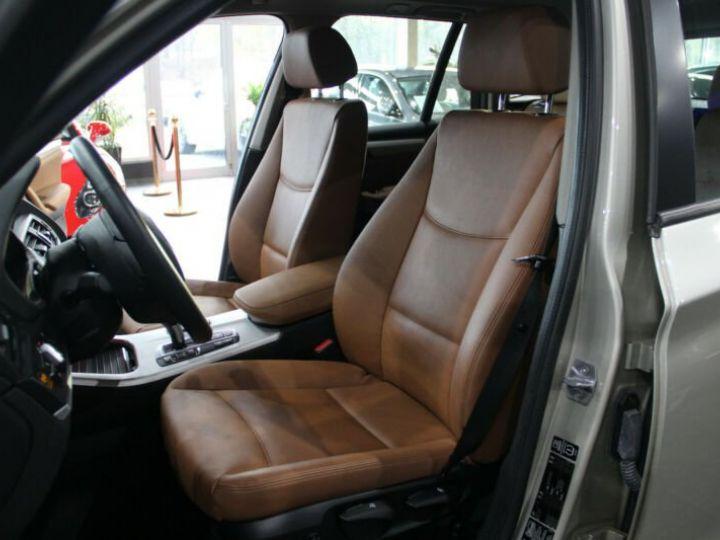 BMW X3 BMW X3 xDrive20d 190CV/Automatique/Garantie12 Mois  Gris  - 5