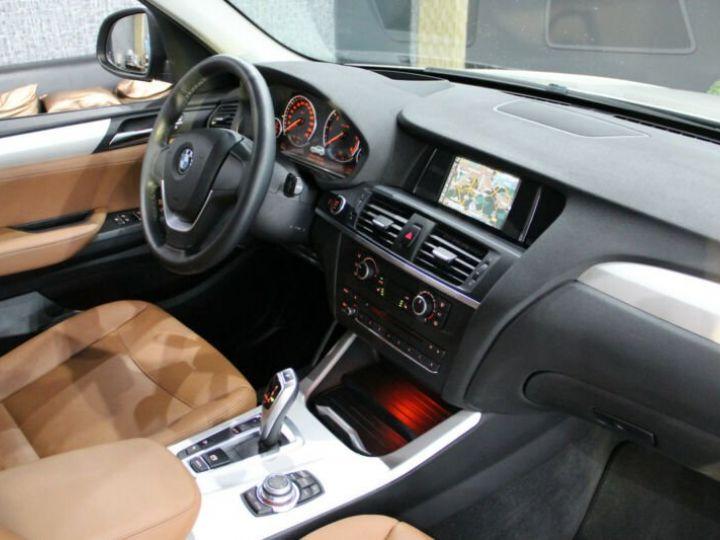 BMW X3 BMW X3 xDrive20d 190CV/Automatique/Garantie12 Mois  Gris  - 6