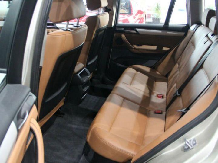 BMW X3 BMW X3 xDrive20d 190CV/Automatique/Garantie12 Mois  Gris  - 8