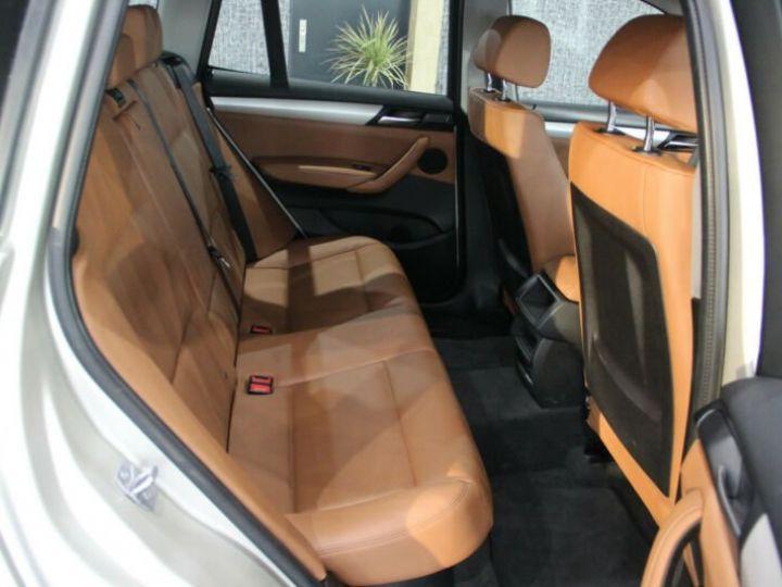 BMW X3 BMW X3 xDrive20d 190CV/Automatique/Garantie12 Mois  Gris  - 9