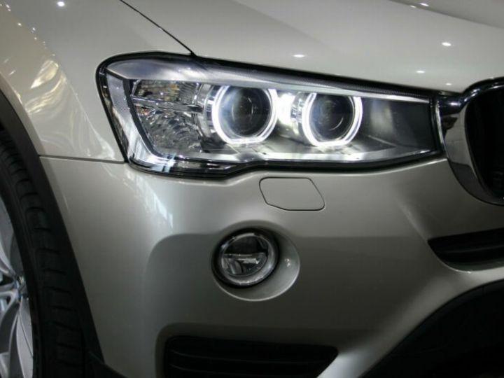 BMW X3 BMW X3 xDrive20d 190CV/Automatique/Garantie12 Mois  Gris  - 13