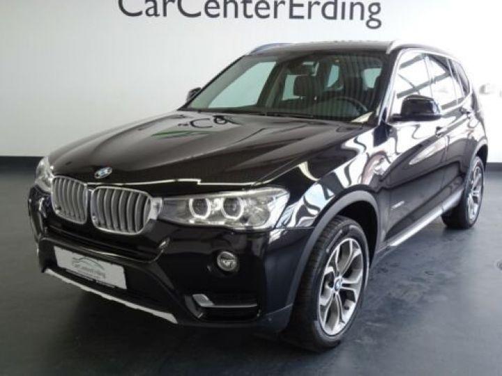 BMW X3 BMW X3xDrive20d/Xenon/Navi/Panorama/Caméra/Garantie 12 Mois noir - 1