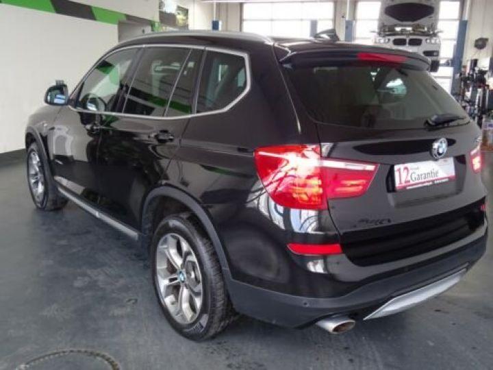 BMW X3 BMW X3xDrive20d/Xenon/Navi/Panorama/Caméra/Garantie 12 Mois noir - 3