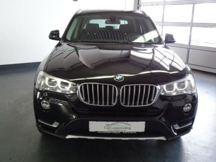 BMW X3 BMW X3xDrive20d/Xenon/Navi/Panorama/Caméra/Garantie 12 Mois noir - 7