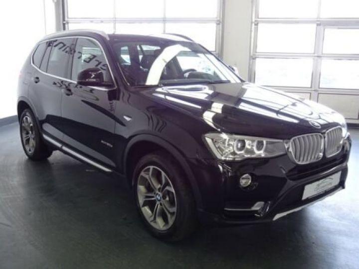 BMW X3 BMW X3xDrive20d/Xenon/Navi/Panorama/Caméra/Garantie 12 Mois noir - 8