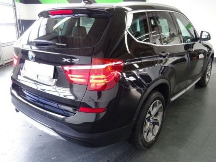 BMW X3 BMW X3xDrive20d/Xenon/Navi/Panorama/Caméra/Garantie 12 Mois noir - 10