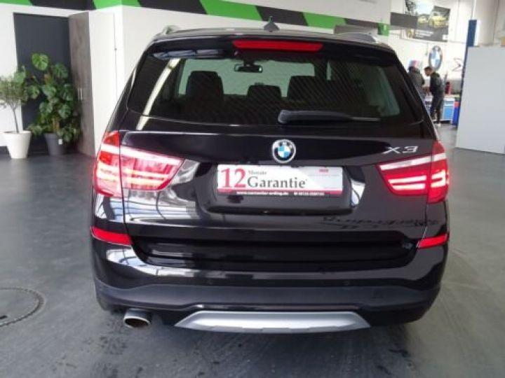 BMW X3 BMW X3xDrive20d/Xenon/Navi/Panorama/Caméra/Garantie 12 Mois noir - 11