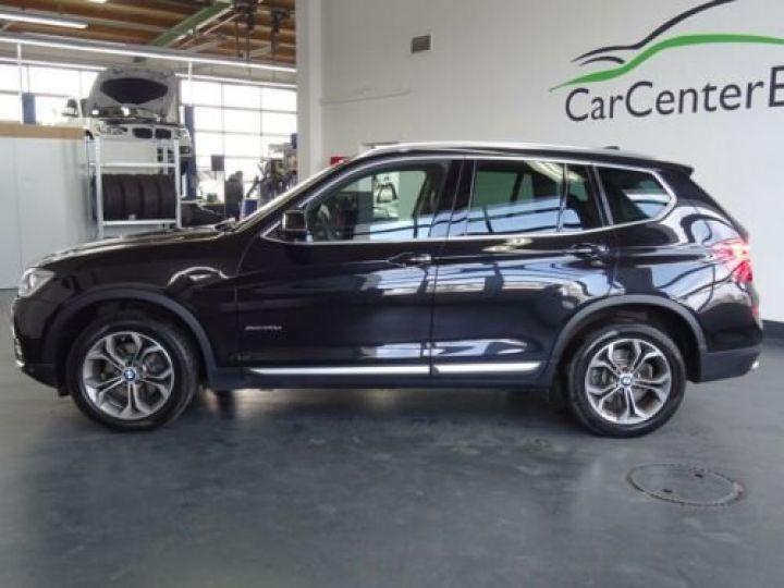 BMW X3 BMW X3xDrive20d/Xenon/Navi/Panorama/Caméra/Garantie 12 Mois noir - 14