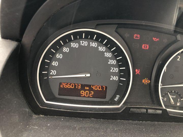 BMW X3 (E83) 2.0D 150CH LUXE Gris C - 4