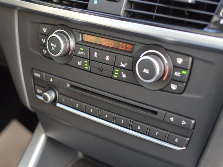 BMW X3 F25 XDRIVE20D 2.0l 184ch BVA8 LUXE 1ERE MAIN HISTORIQUE COMPLET KIT CHAINE DE DISTRIB NEUF ROUGE METAL - 9