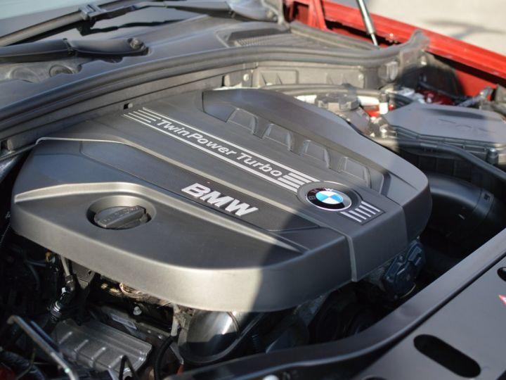 BMW X3 F25 XDRIVE20D 2.0l 184ch BVA8 LUXE 1ERE MAIN HISTORIQUE COMPLET KIT CHAINE DE DISTRIB NEUF ROUGE METAL - 20