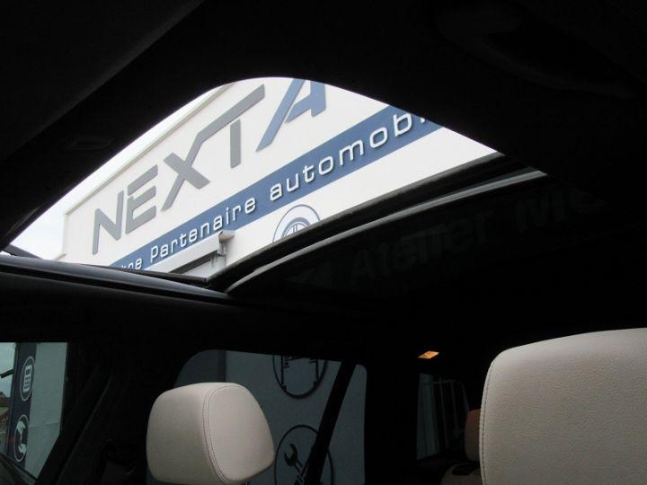 BMW X3 (F25) XDRIVE35DA 313CH EXCLUSIVE Noir Occasion - 12