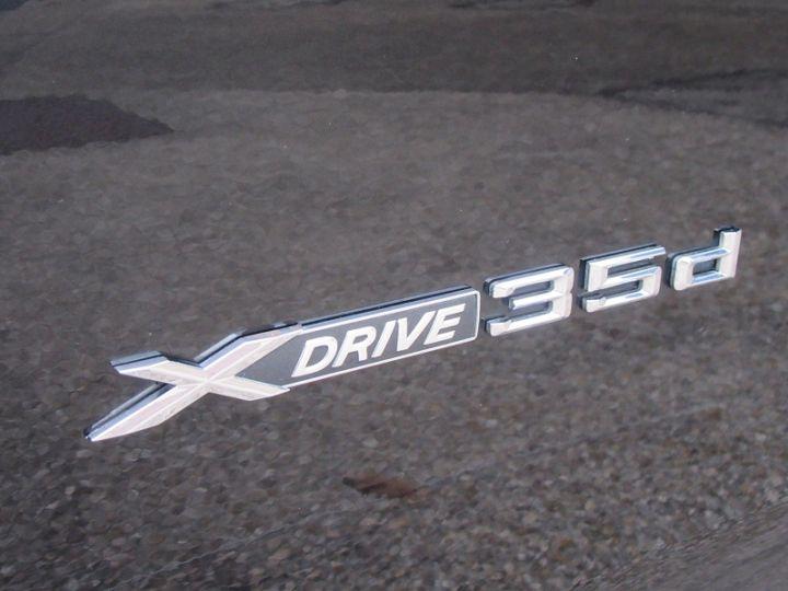 BMW X3 (F25) XDRIVE35DA 313CH EXCLUSIVE Noir Occasion - 19