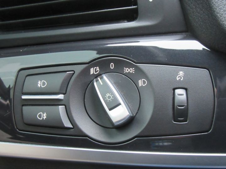 BMW X3 (F25) XDRIVE35DA 313CH EXCLUSIVE Noir Occasion - 20